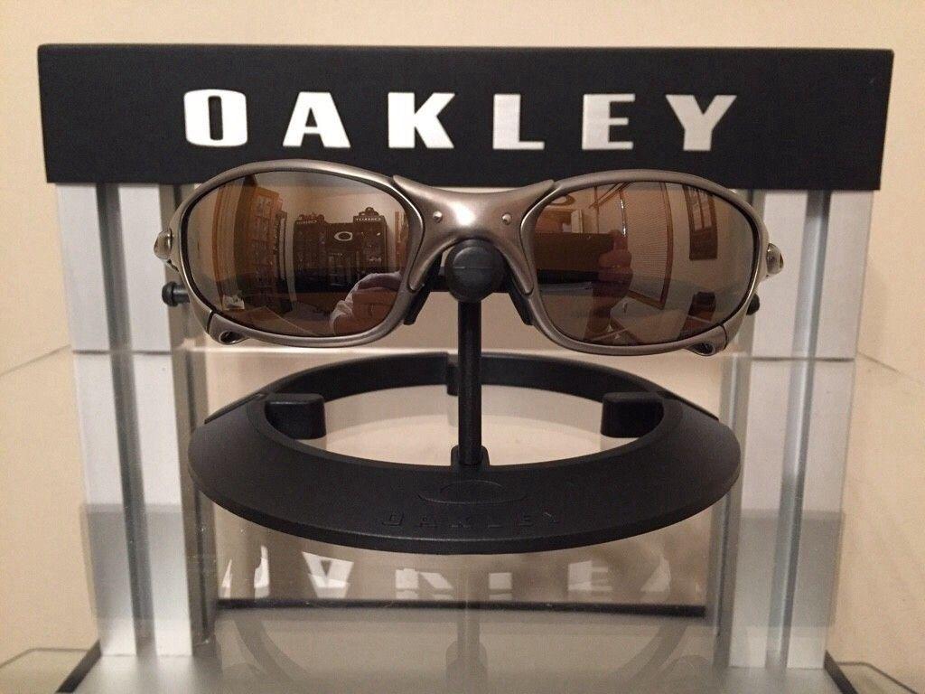 WTS: Oakley Juliet....TI/TI Iridium - ImageUploadedByTapatalk1457881608.814203.jpg