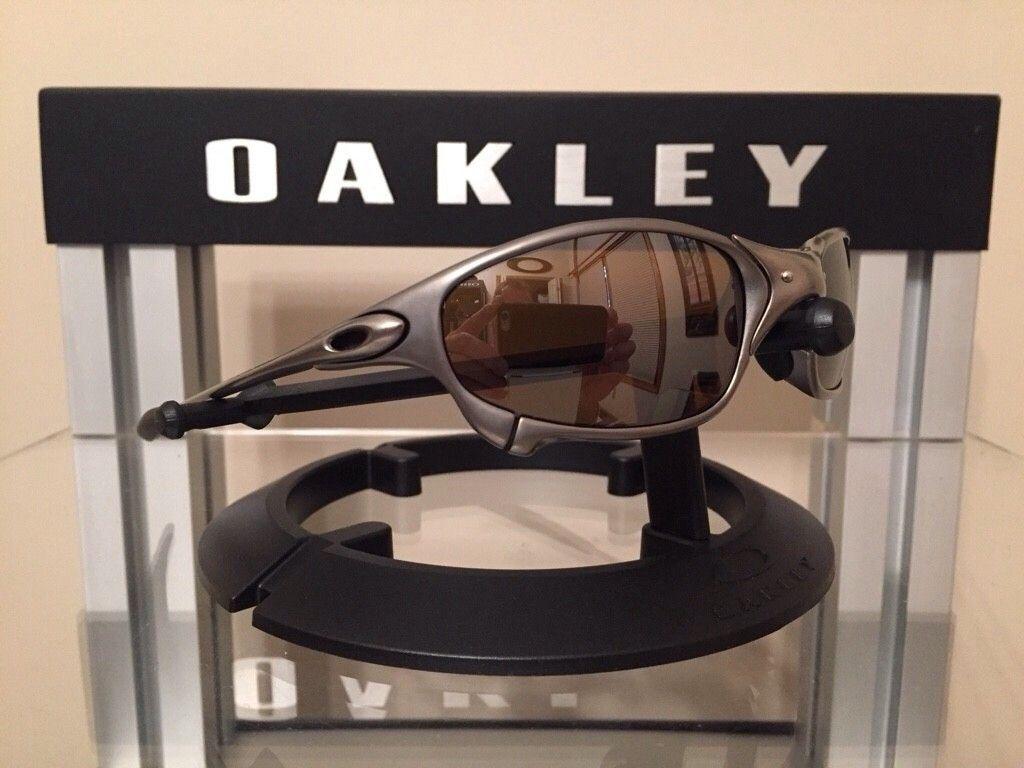 WTS: Oakley Juliet....TI/TI Iridium - ImageUploadedByTapatalk1457881624.811018.jpg