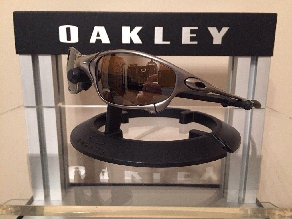 WTS: Oakley Juliet....TI/TI Iridium - ImageUploadedByTapatalk1457881638.169911.jpg