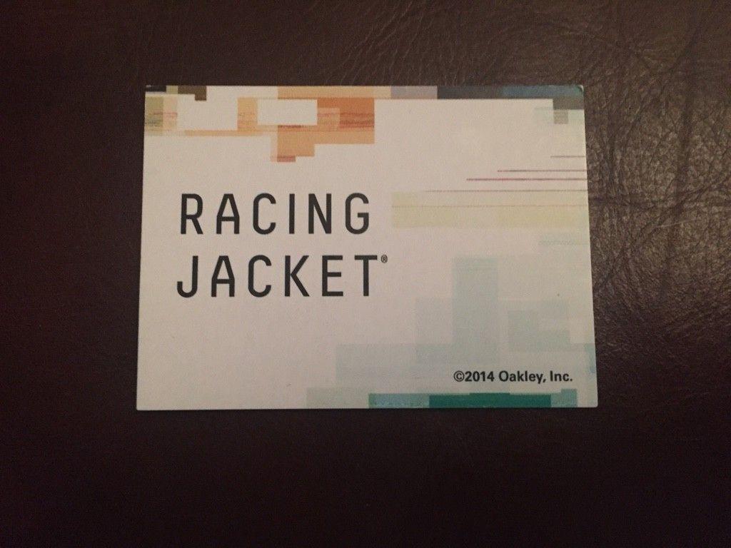 Oakley Racing Jacket Pop card? - ImageUploadedByTapatalk1459126072.009830.jpg