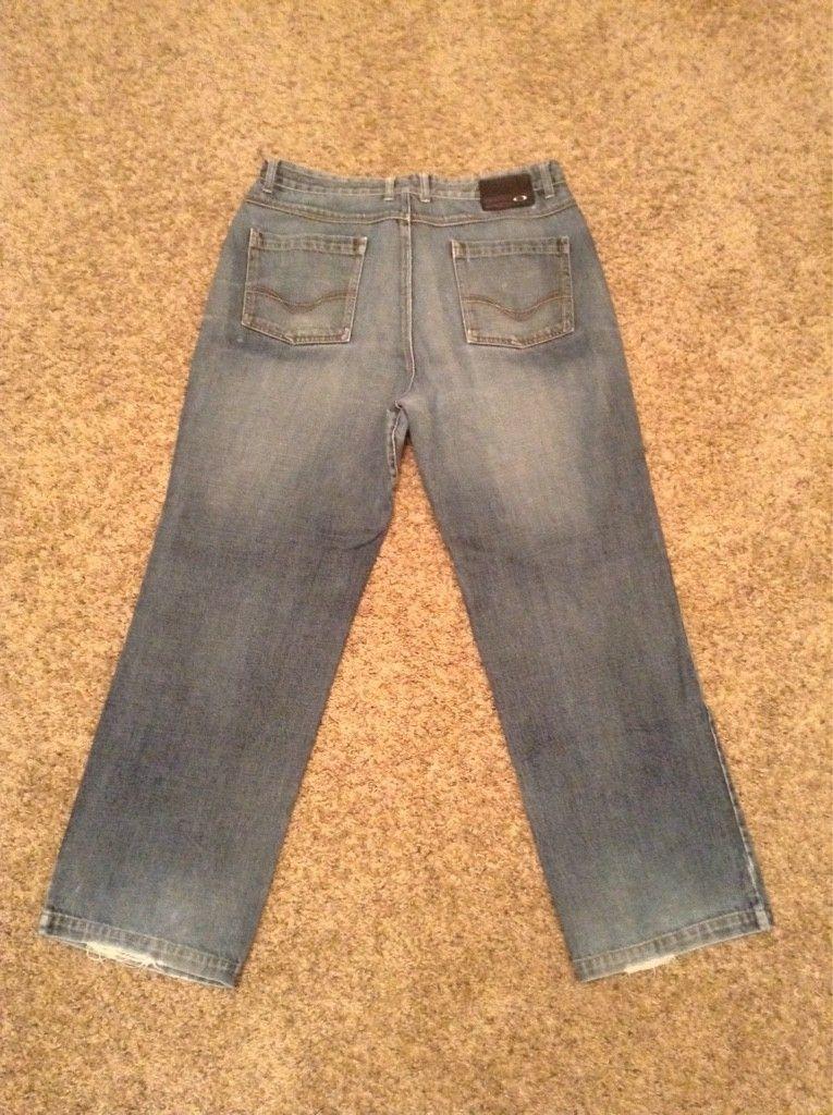 WTS: Oakley Industrial Denim Jeans.........$25 - ImageUploadedByTapatalk1459293159.433849.jpg