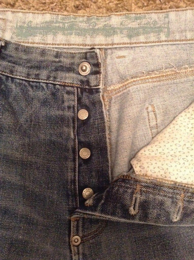 WTS: Oakley Industrial Denim Jeans.........$25 - ImageUploadedByTapatalk1459293182.637412.jpg