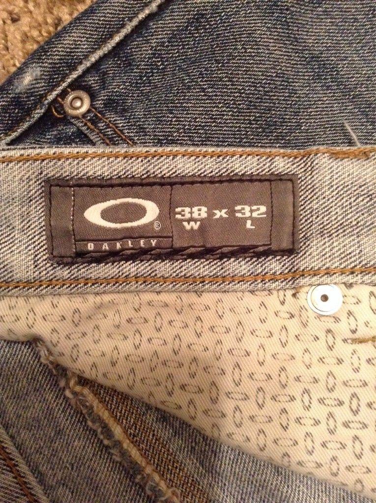 WTS: Oakley Industrial Denim Jeans.........$25 - ImageUploadedByTapatalk1459293194.263936.jpg