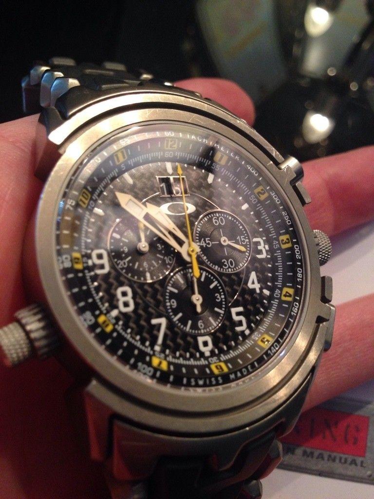 Titanium Carbon 12 Gauge Yellow Dial - ImageUploadedByTapatalk1460689655.833050.jpg