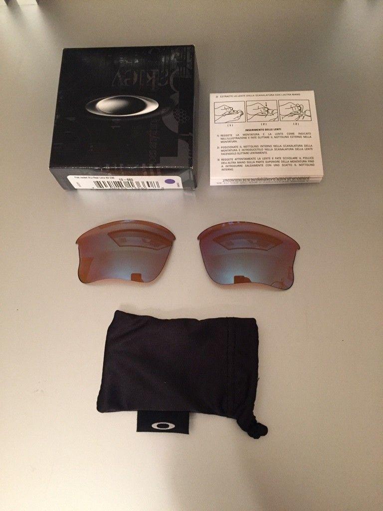 Oakley Flak Jacket G30 XLJ Lenses.......$42 - ImageUploadedByTapatalk1464725435.633388.jpg