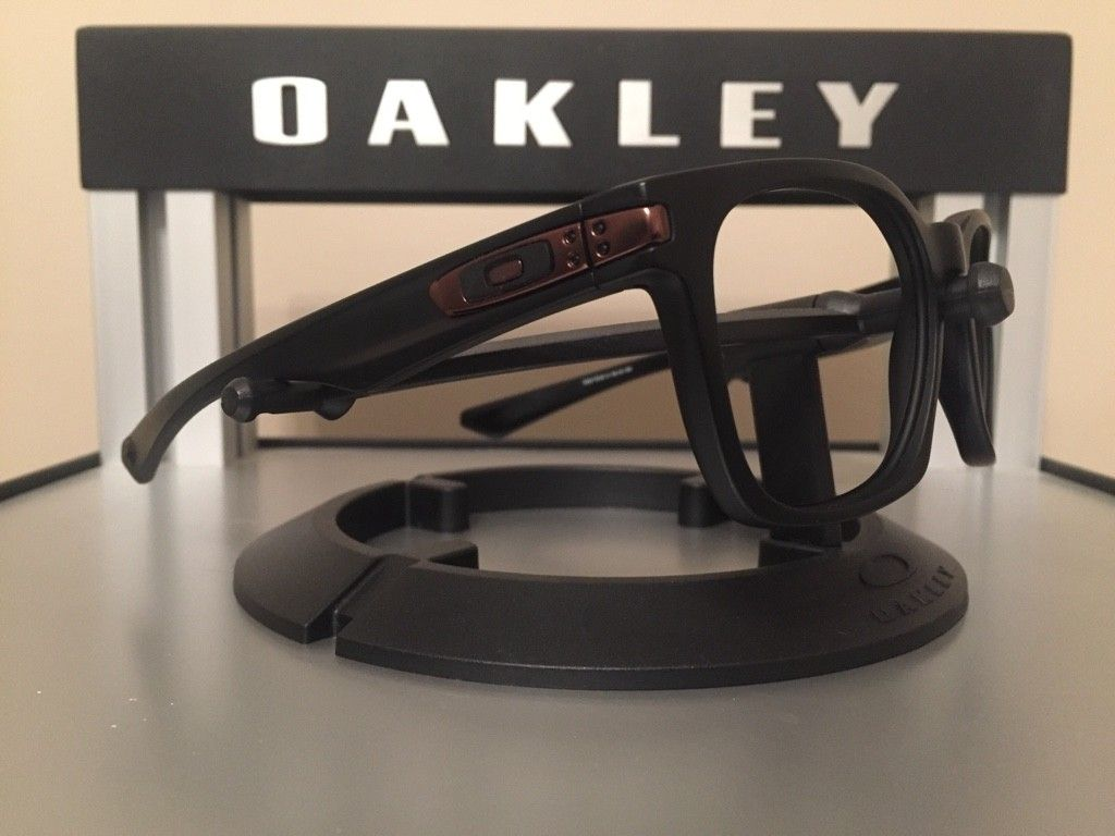 Oakley Garage Rock Frame.....Matte Black/Brown - ImageUploadedByTapatalk1464982605.475226.jpg