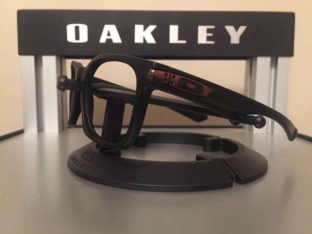 Oakley Garage Rock Frame.....Matte Black/Brown - ImageUploadedByTapatalk1464982621.141381.jpg