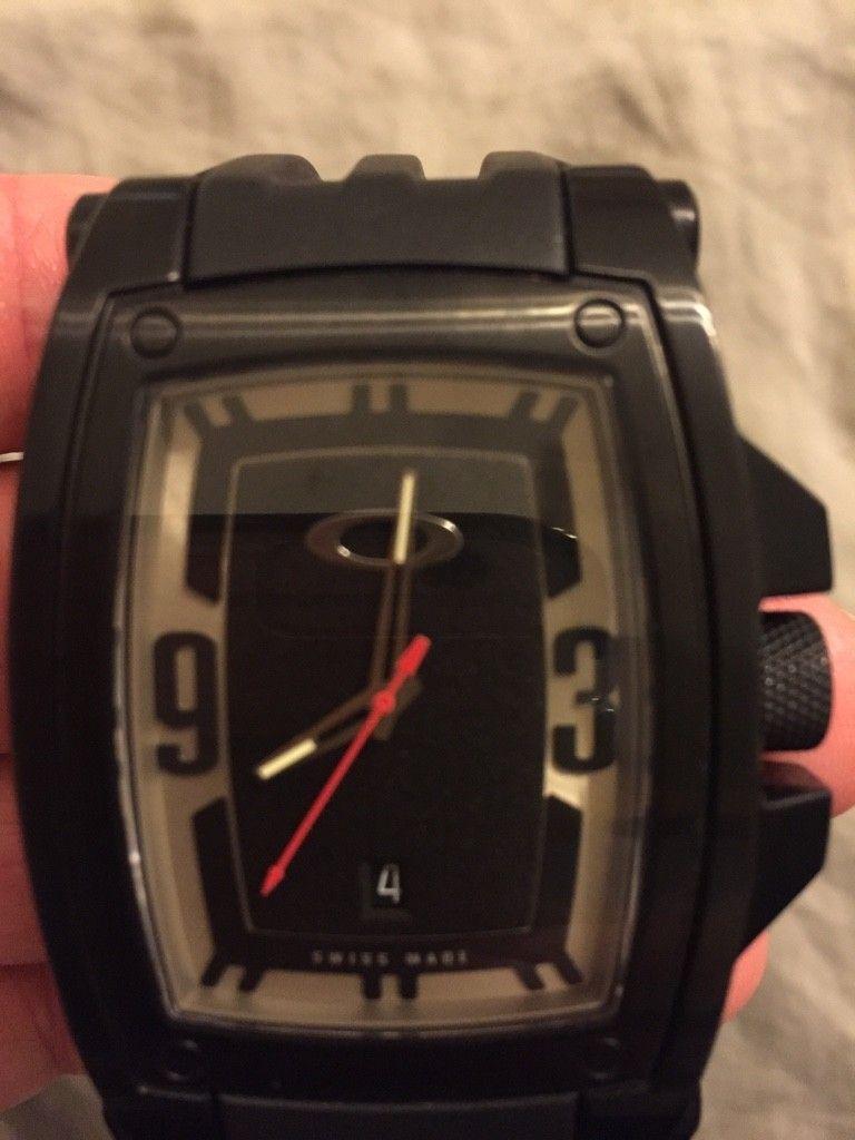 WTS:Oakley Warrant Watch......$200 - ImageUploadedByTapatalk1465498015.373658.jpg