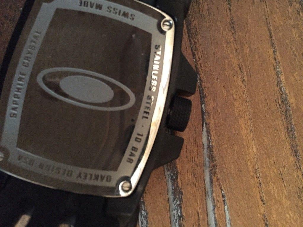 WTS:Oakley Warrant Watch......$200 - ImageUploadedByTapatalk1465498051.434207.jpg