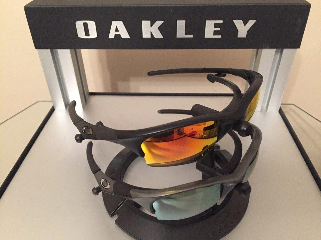 Oakley Half Jacket 1.0's - ImageUploadedByTapatalk1465686684.001184.jpg