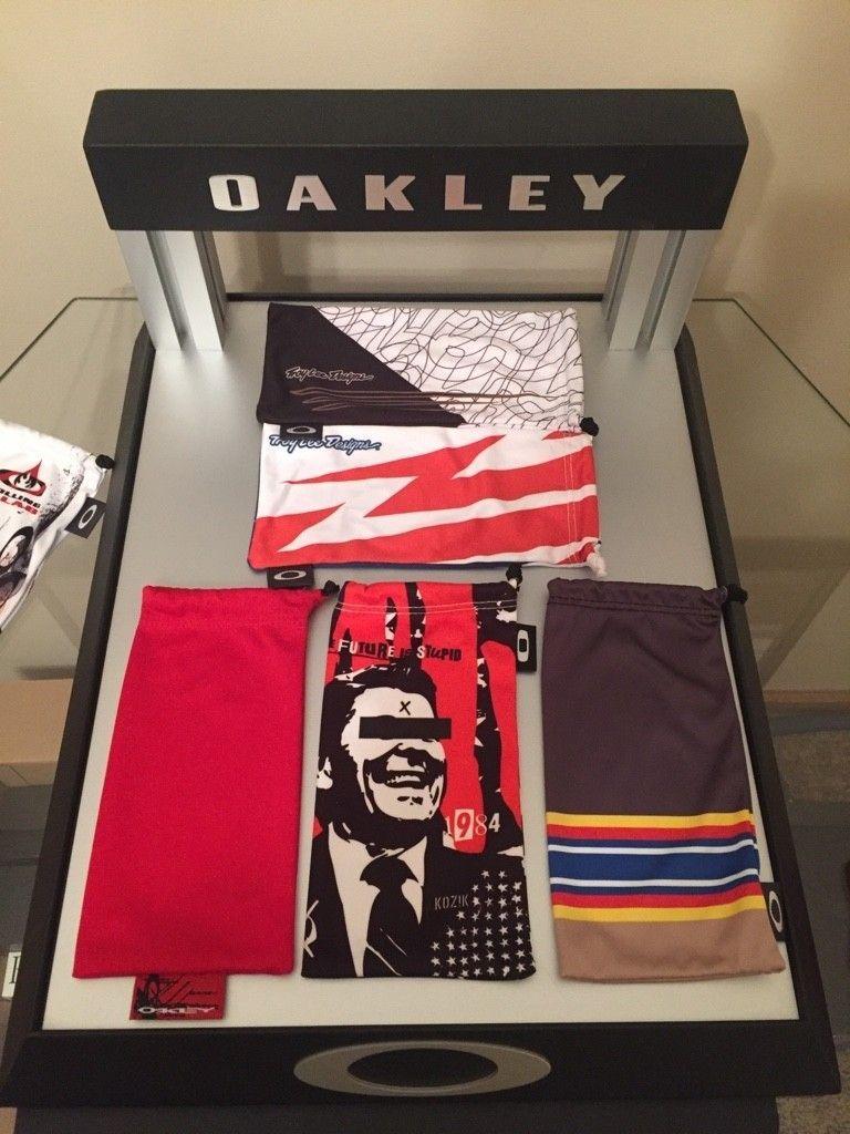 Oakley Microbags......Rare/HTF - ImageUploadedByTapatalk1466039828.980570.jpg