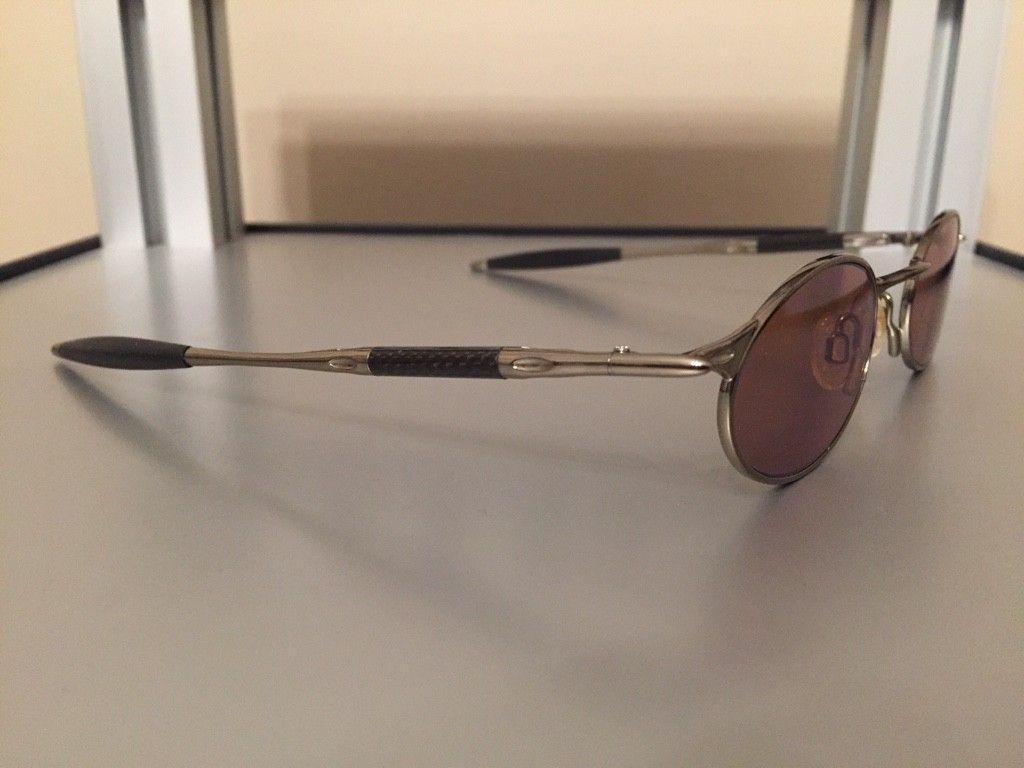 Oakley OO-E Wire.....Black Chrome/G30.....$100 - ImageUploadedByTapatalk1469391612.079174.jpg