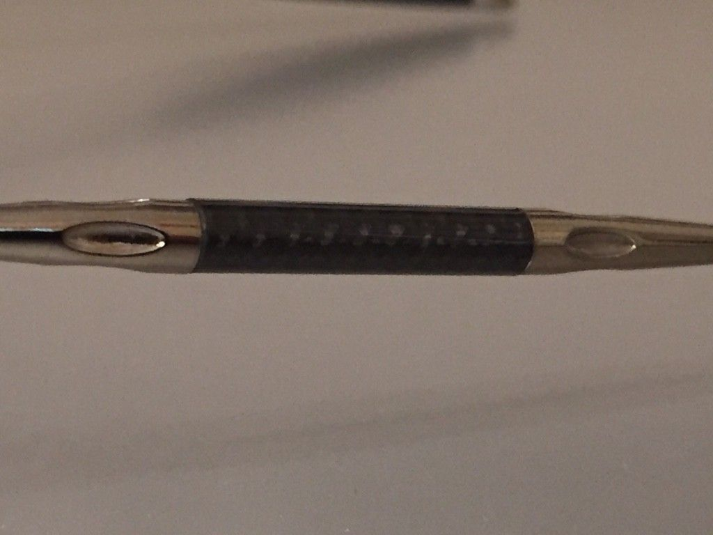 Oakley OO-E Wire.....Black Chrome/G30.....$100 - ImageUploadedByTapatalk1469391630.695650.jpg