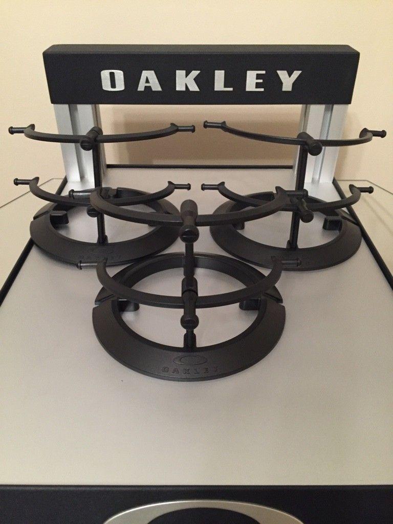 3 Oakley Double 2.0 Stands........$40 - ImageUploadedByTapatalk1472069832.631748.jpg