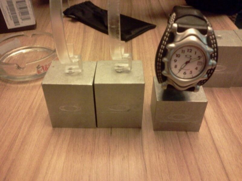 WTS Oakley Watch Saddleback White Dial - IMG-20121120-WA0000.jpg