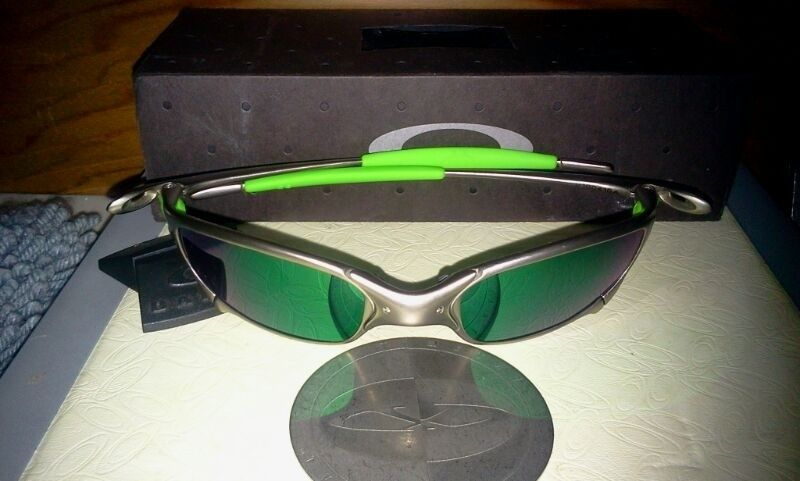 WTS Juliet Plasma Custom Jade Lens Serialized - IMG-20121205-WA0007.jpg