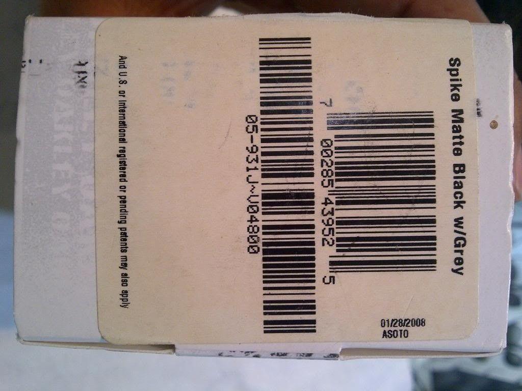 SPIKE MATTE BLACK ( New In Box ) Free Shipping - IMG-20130919-01535_zps4762033c.jpg