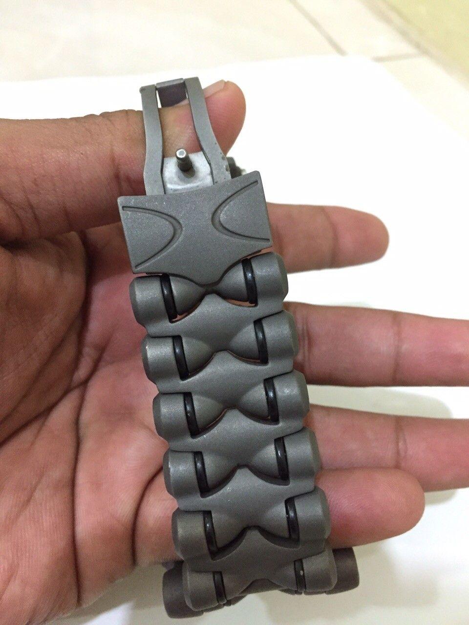 Minute machine silver dial xmetal custom - IMG-20150701-WA0007.jpg