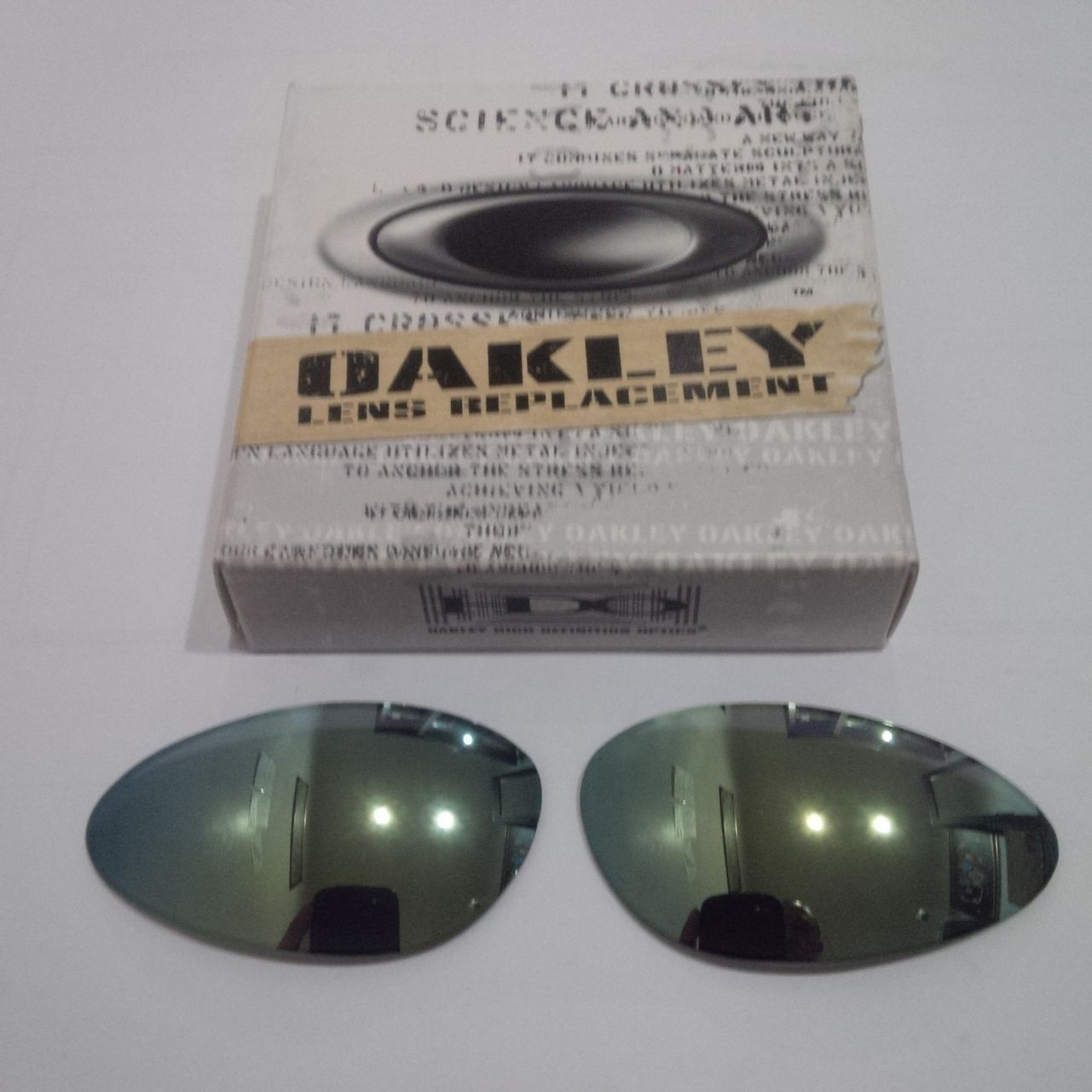 Custom cut replacement lens oakley donor for xmetals - IMG-20150709-WA0005.jpg