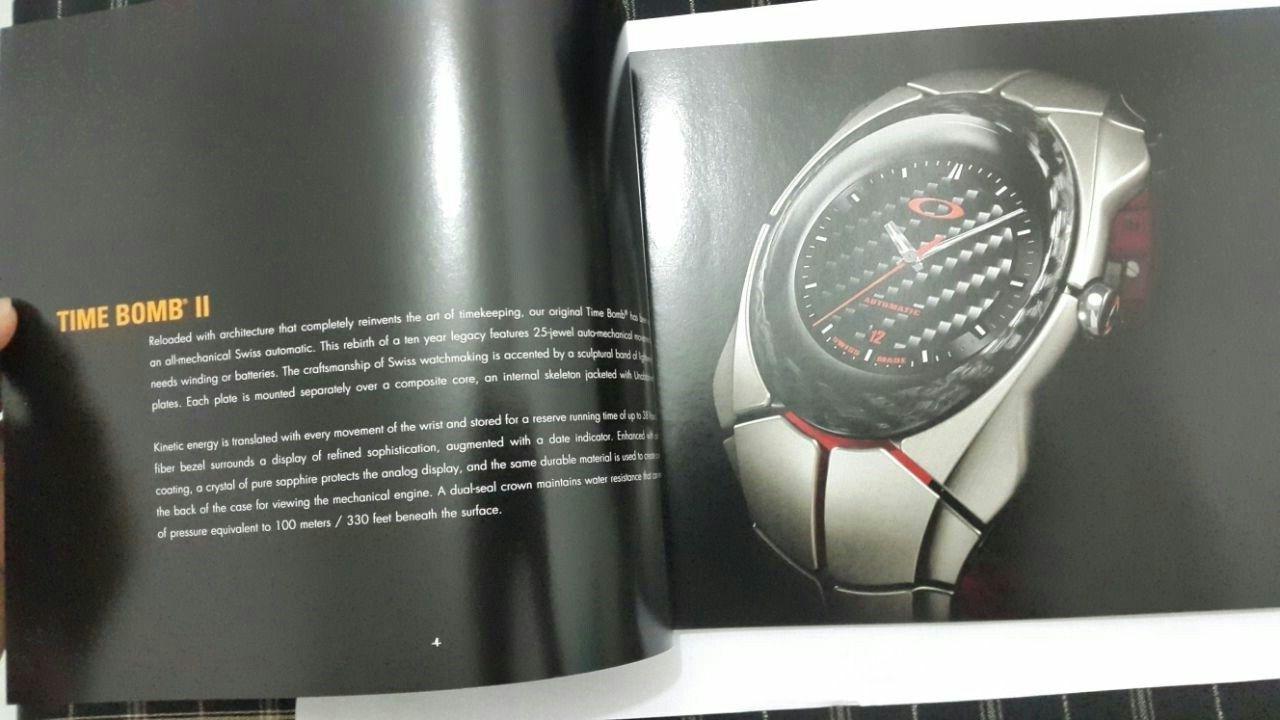 oakley watch 2009 catalog - IMG-20160330-WA0021_1459343463233.jpg