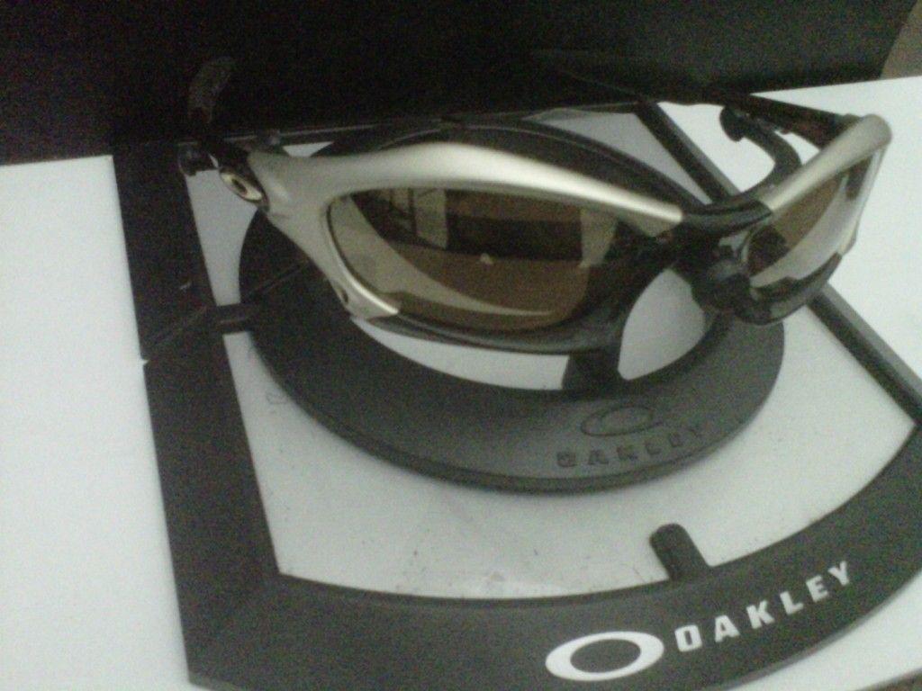 WTS Oakley Splice Platinum Rootbeer Gold Set - IMG00472-20120721-2011.jpg