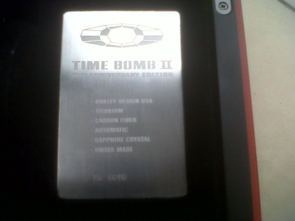 WTS Timebomb 2 Carbon Dial - IMG00553-20121102-1820.jpg