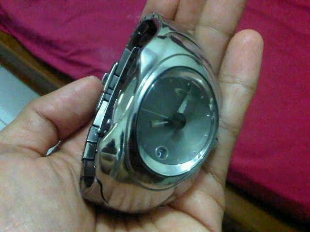 WTS/WTT  -  Timebomb1 Polished Titanium Dial - IMG01210-20120616-0854.jpg