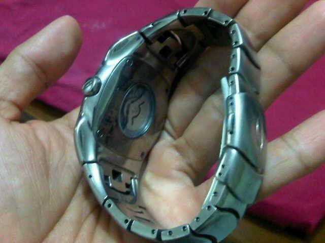 WTS/WTT  -  Timebomb1 Polished Titanium Dial - IMG01212-20120616-0855.jpg