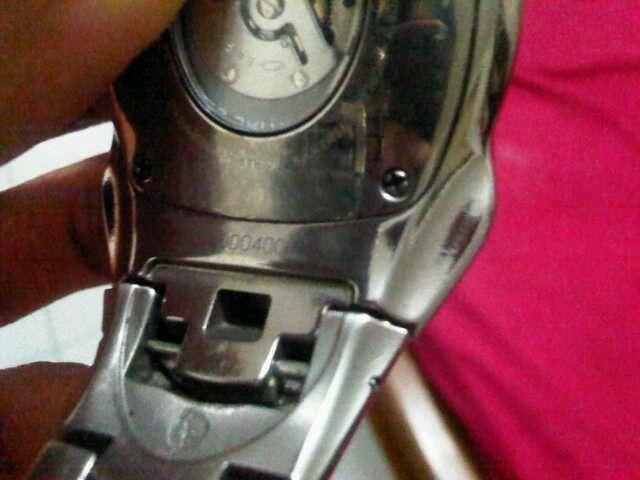 WTS/WTT  -  Timebomb1 Polished Titanium Dial - IMG01213-20120616-0855.jpg