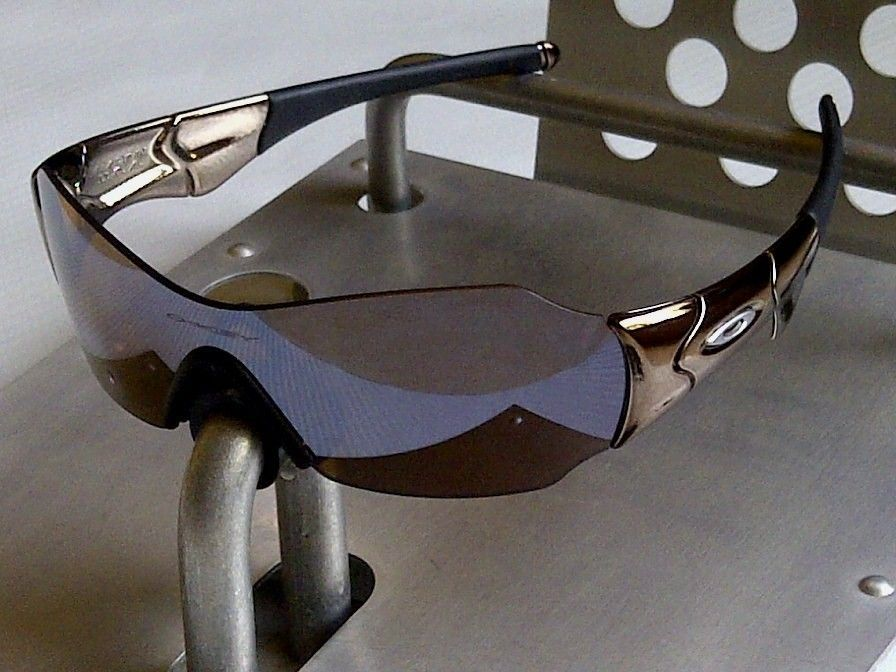 [FS] Oakley New Zero Black Chrome Lens Titanium Iridium. RARE !!! - img2013032001280.jpg