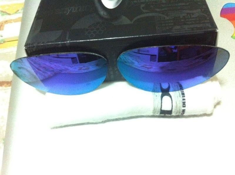 Custom Cut Violet Iridium Lenses For Penny - img2326v.jpg