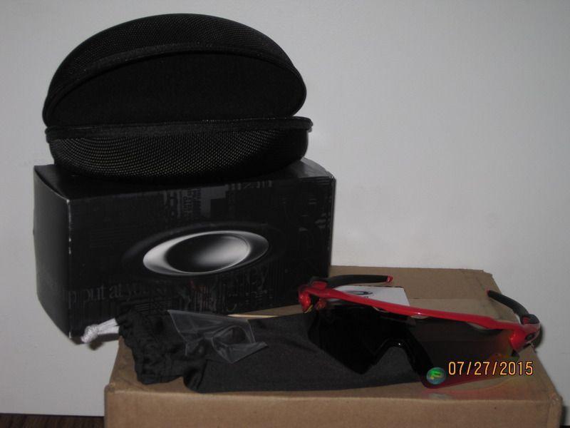 Oakley Radar EV Path, OO9208-08, Redline frame + Red Iridium Polarized lens. - IMG_0007_zpszj5hvgzq.jpg