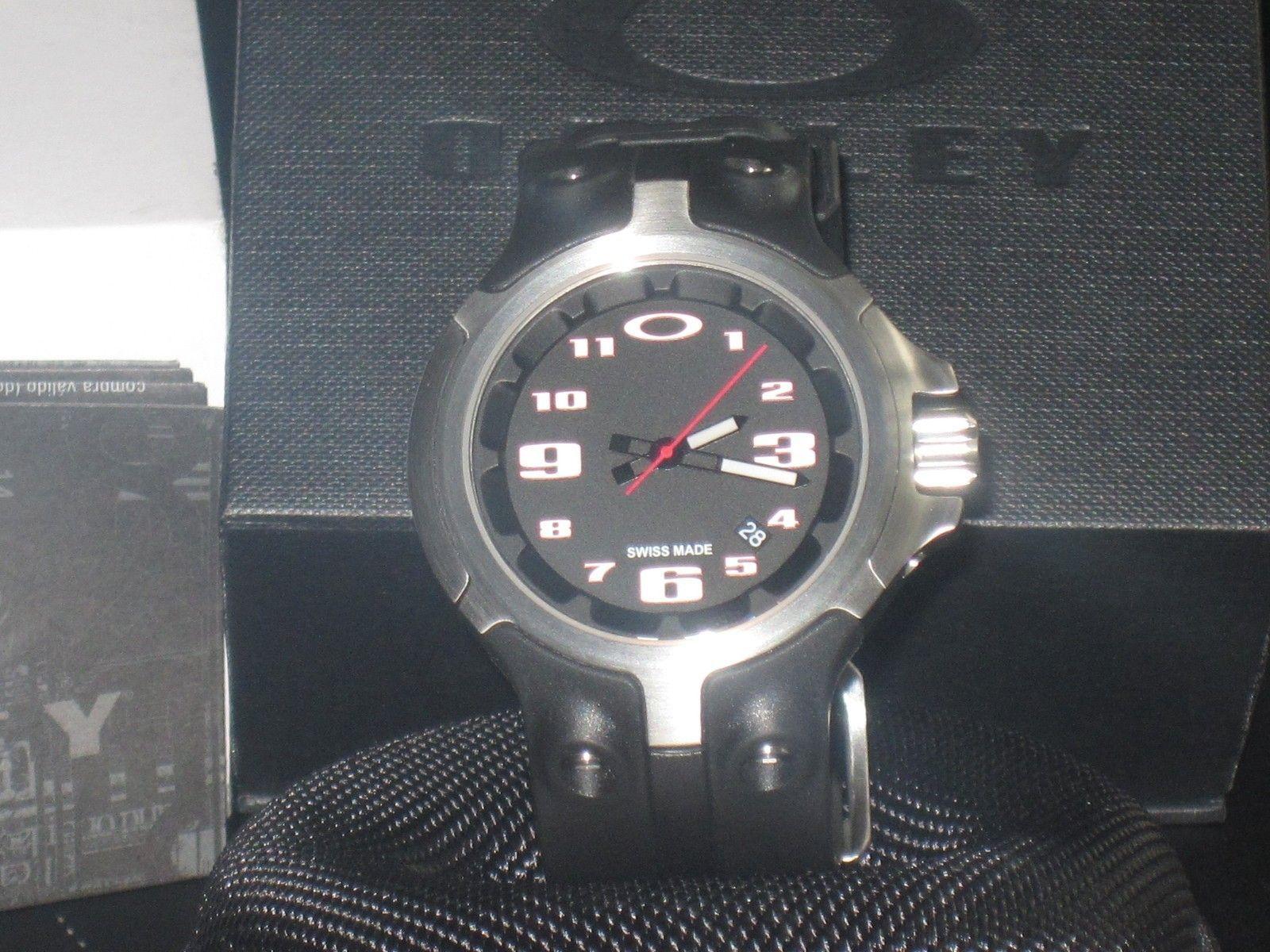BNIB  Bottle cap watch black - IMG_0009.JPG