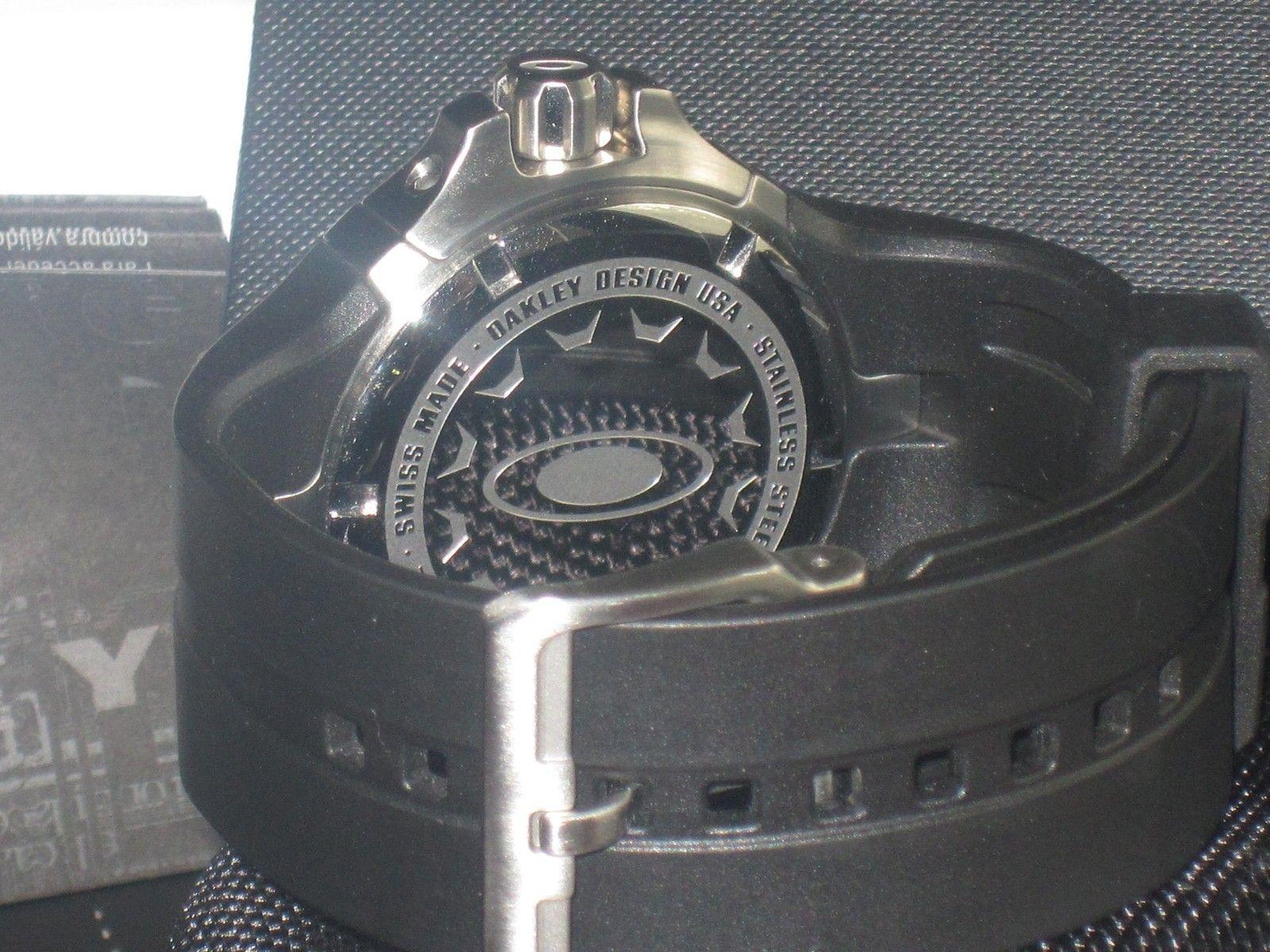 BNIB  Bottle cap watch black - IMG_0010.JPG