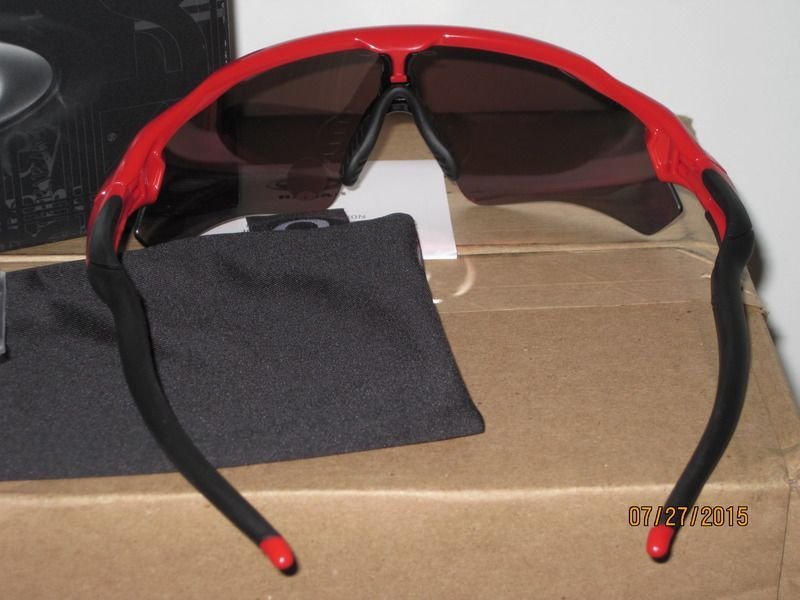 Oakley Radar EV Path, OO9208-08, Redline frame + Red Iridium Polarized lens. - IMG_0011_zpsmv7yedzn.jpg