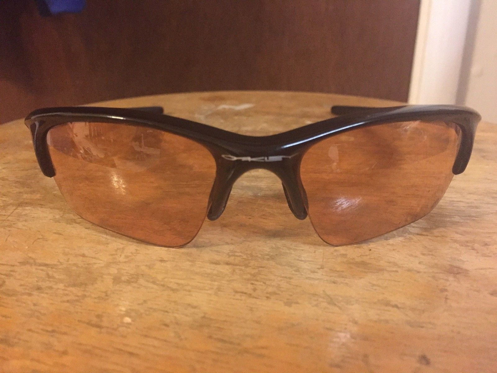 Just got a pair of Half Jackets 1.0 with transition lenses. - IMG_0056.JPG