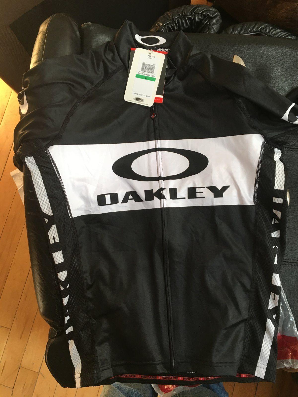 oakley jersey