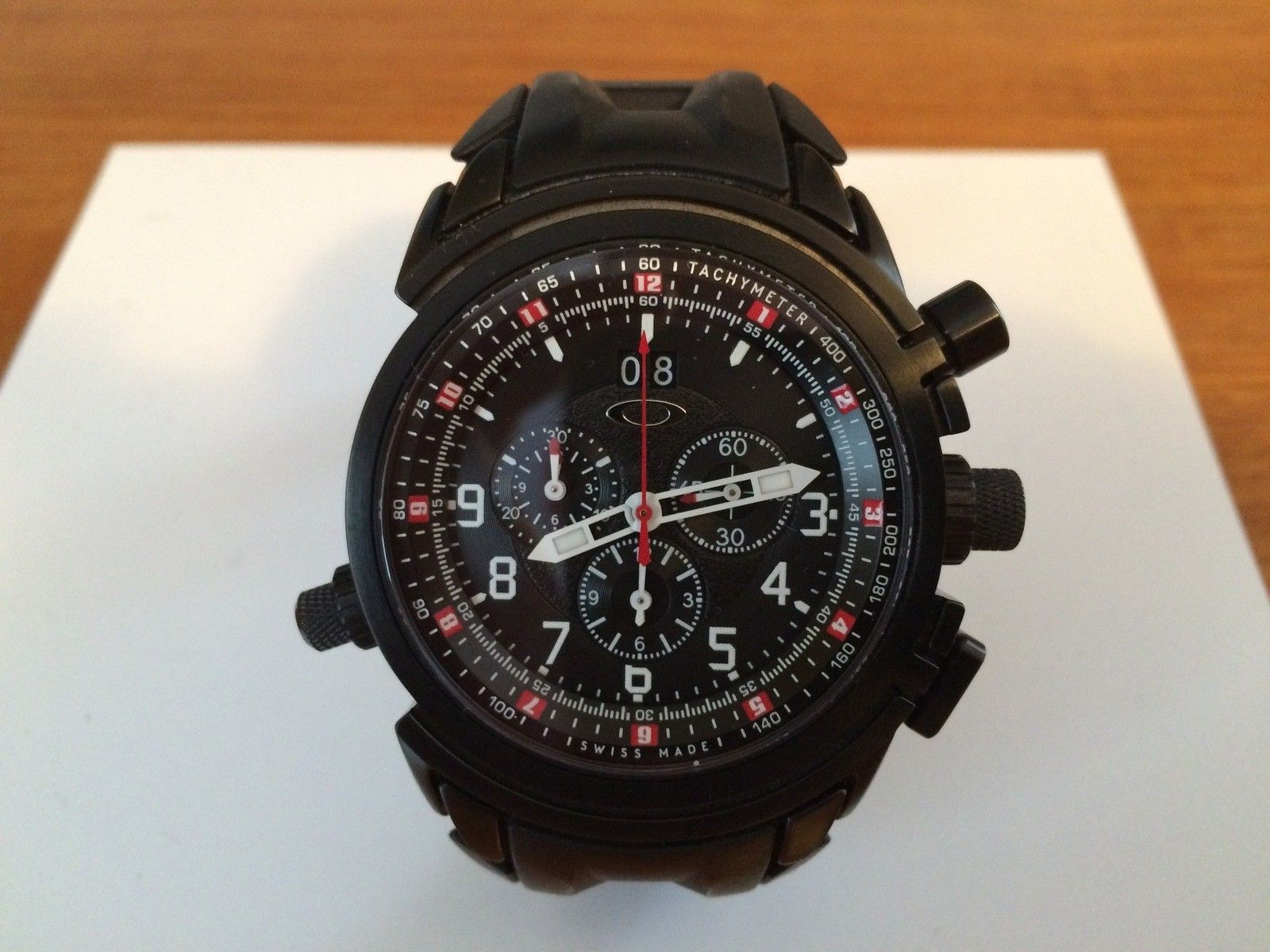 Stealth Black 12 Ga Watch - IMG_0101.JPG