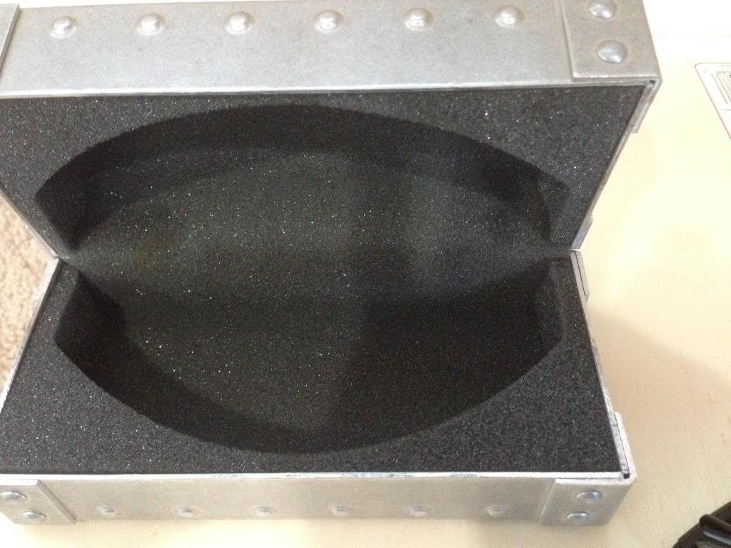 Half Jacket 1.0 Black Polish Frame With Brand New VR28 Gold Iridium Polarized - IMG_0142_zps2668eb2e.jpg
