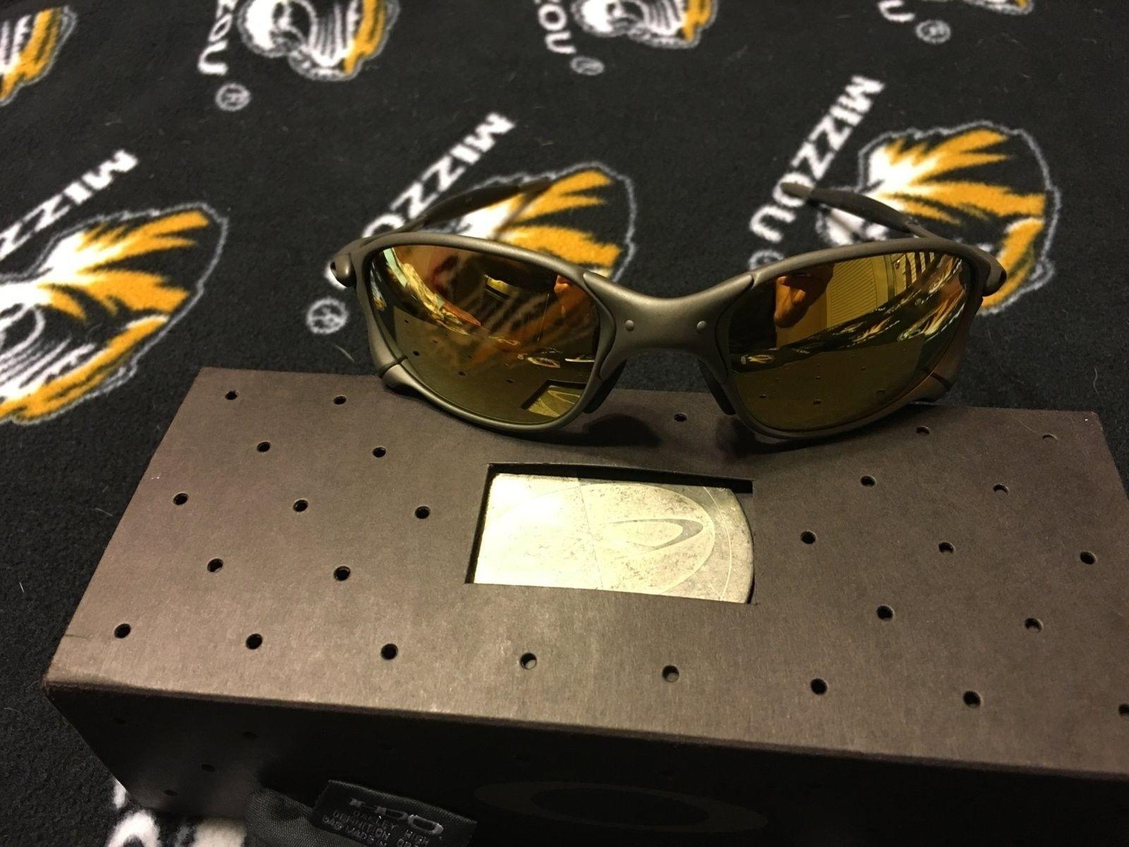 New In Box Oakley XX X-Metal Sunglasses - IMG_0156.JPG