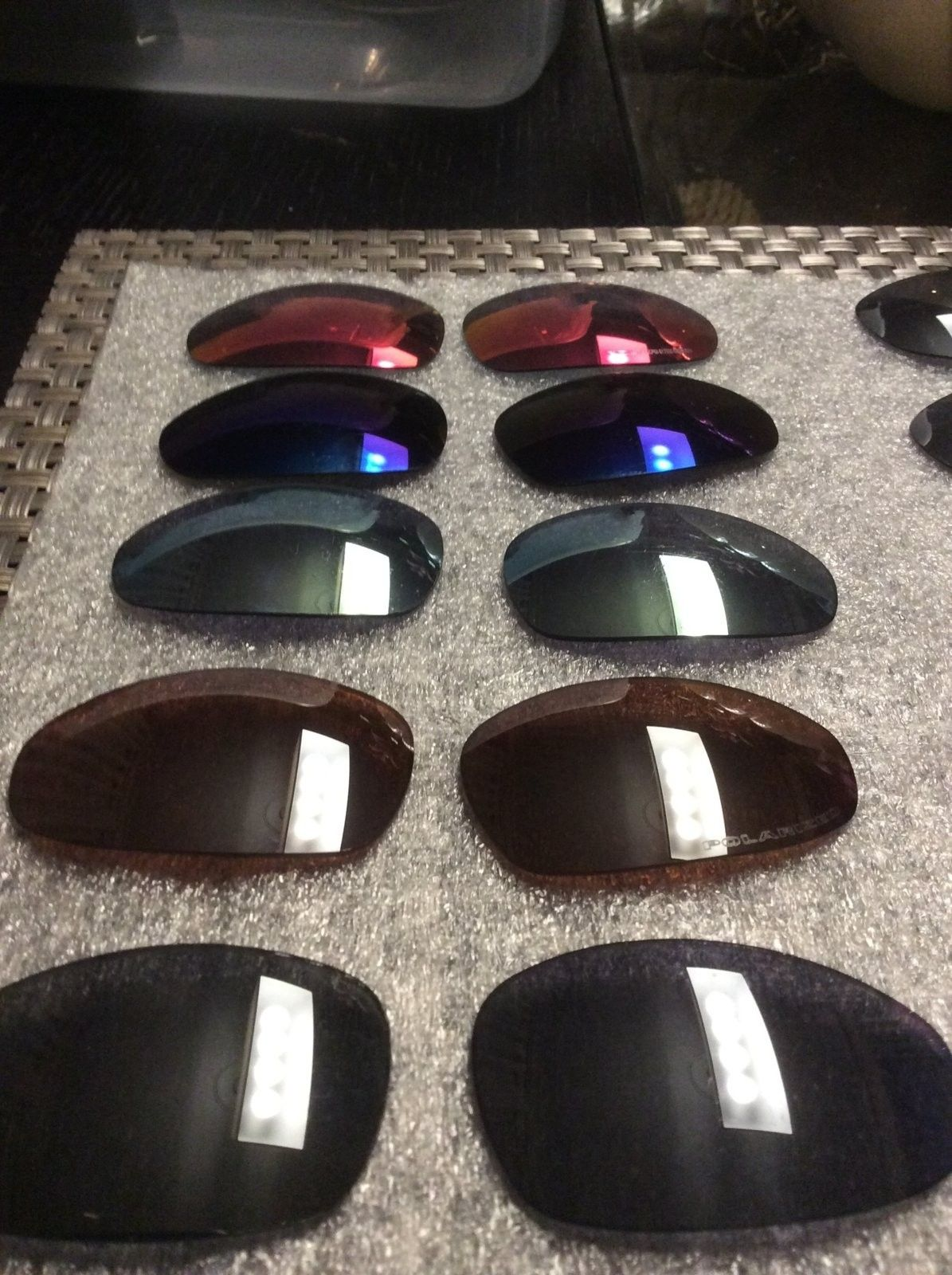 Lenses  10 pairs - Juliets Gone  ,  4 pairs XX and 1 R1 remaining - IMG_0183.JPG