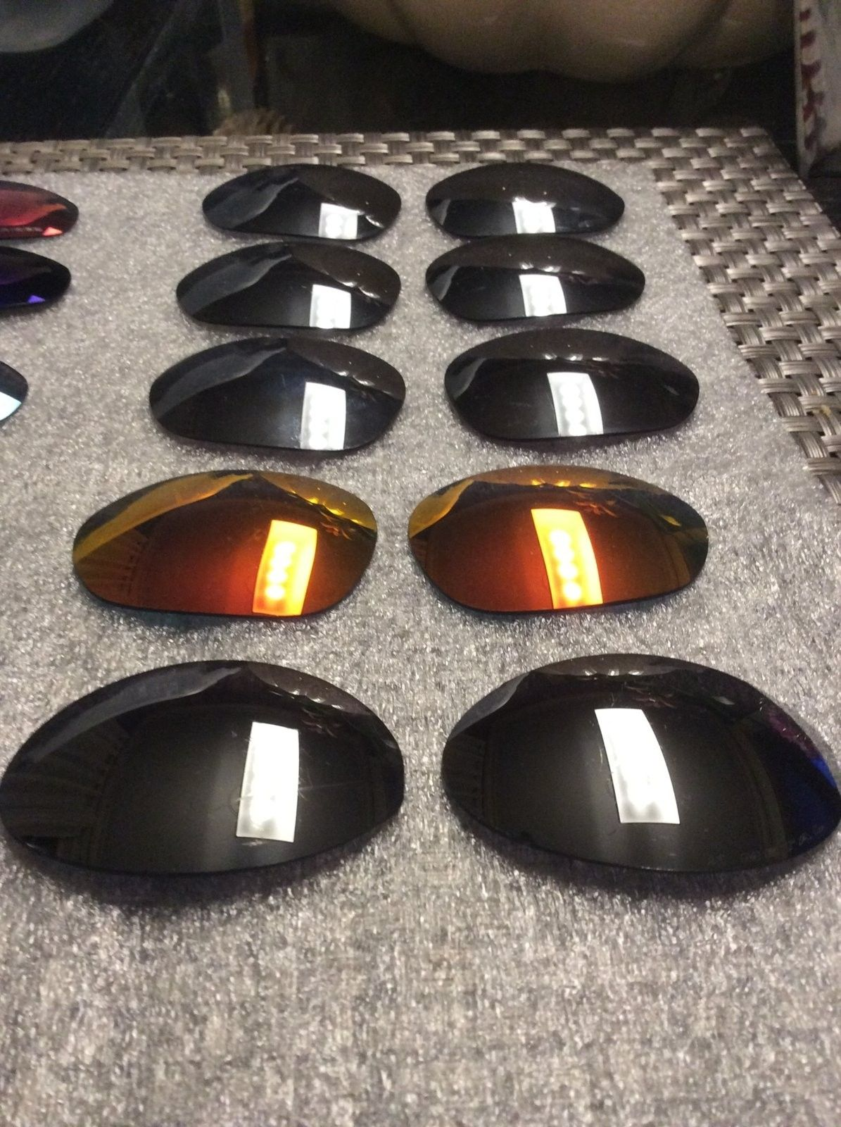 Lenses  10 pairs - Juliets Gone  ,  4 pairs XX and 1 R1 remaining - IMG_0184.JPG