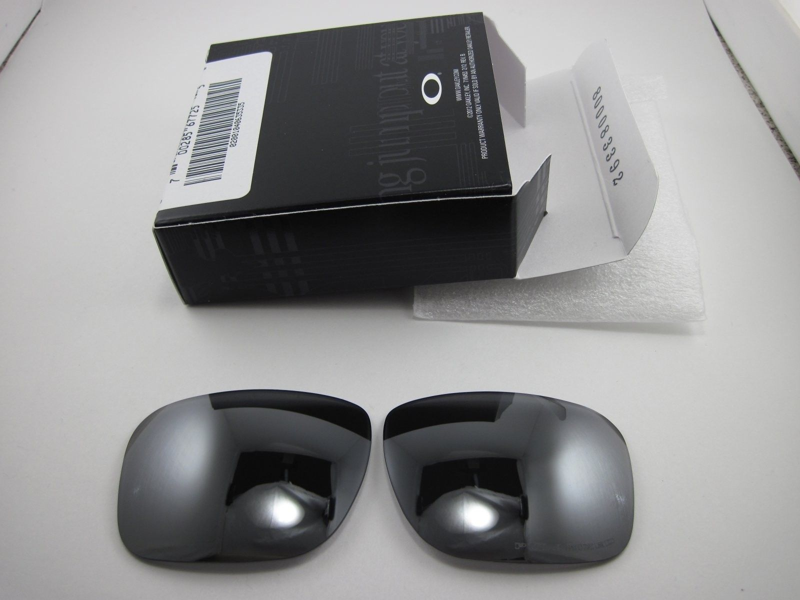 New OEM Holbrook Lenses Black Polarized W/ Box - IMG_0292.JPG