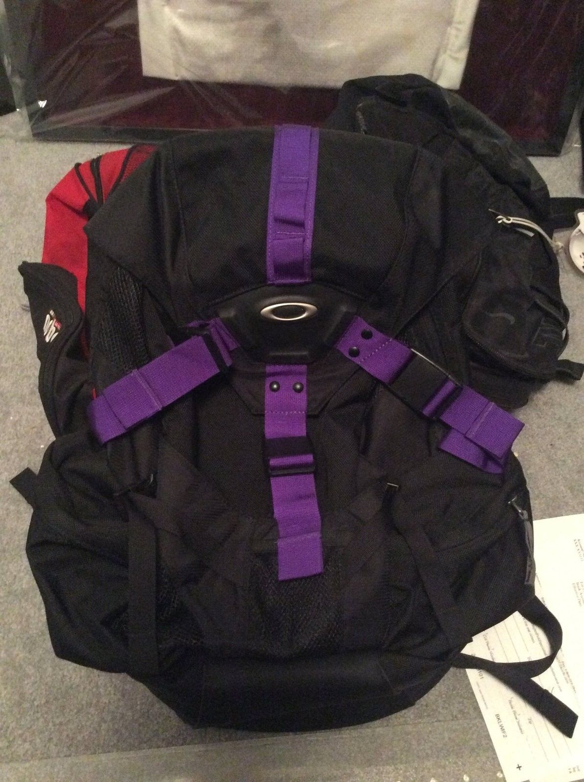 Infinite Hero Icon 3.0 backpack Sold - IMG_0330.JPG