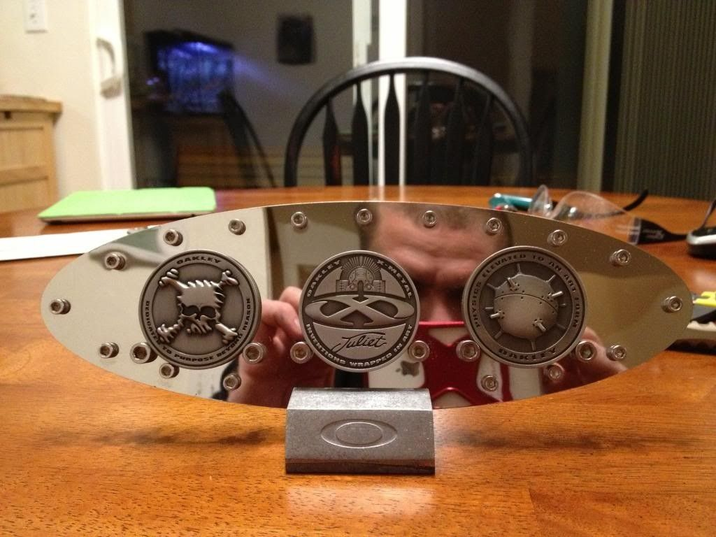 I Built A Coin Display To Go With The New Sunglasses Stand... - IMG_0385_zps7dce937e.jpg