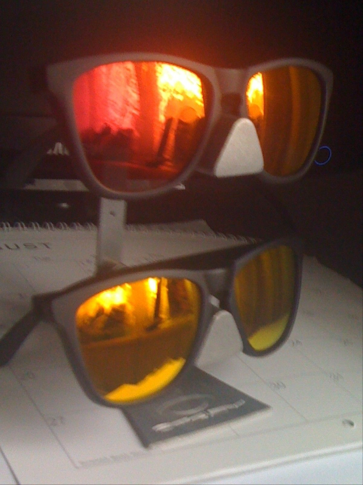 Got Some Matte Black/Fire Frogs. - IMG_0397.jpg