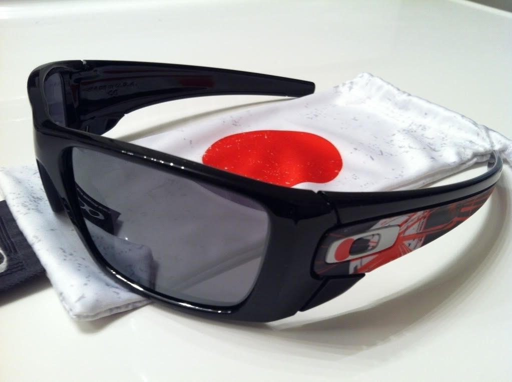 54dca6b8d5 Custom Oakley Fuel Cell « Heritage Malta