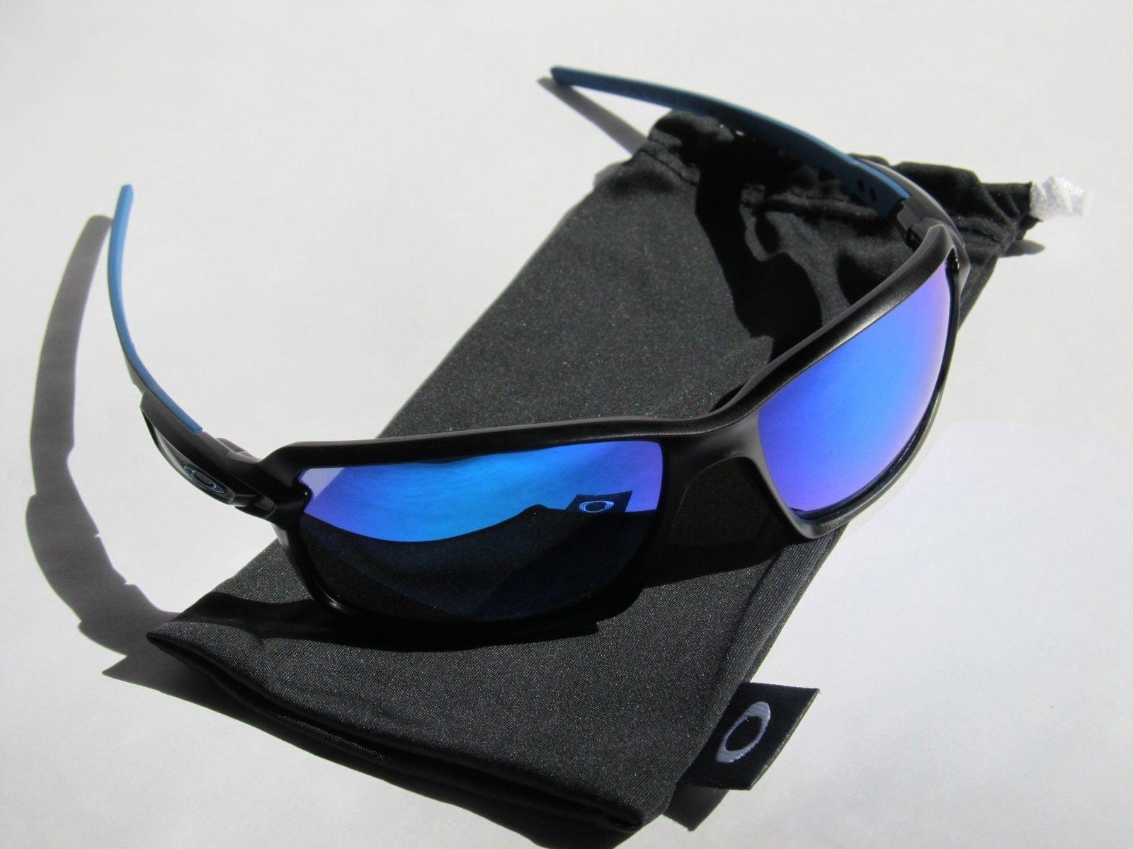 OAKLEY CARBON SHIFT MATTE BLACK Sapphire Iridium - OO9302-02 - IMG_0439.JPG