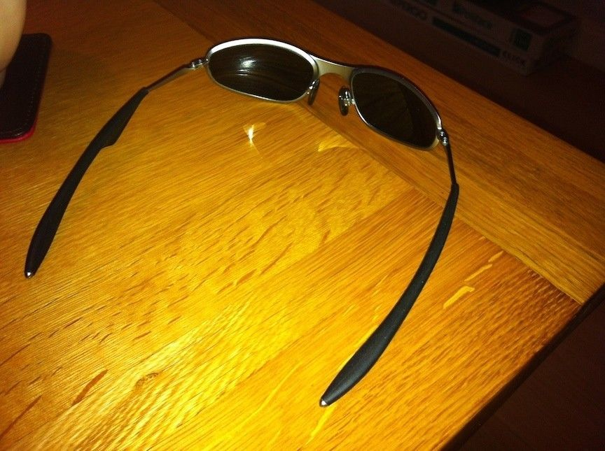 1st post: Are these Oakleys the real deal? - IMG_0468.JPG