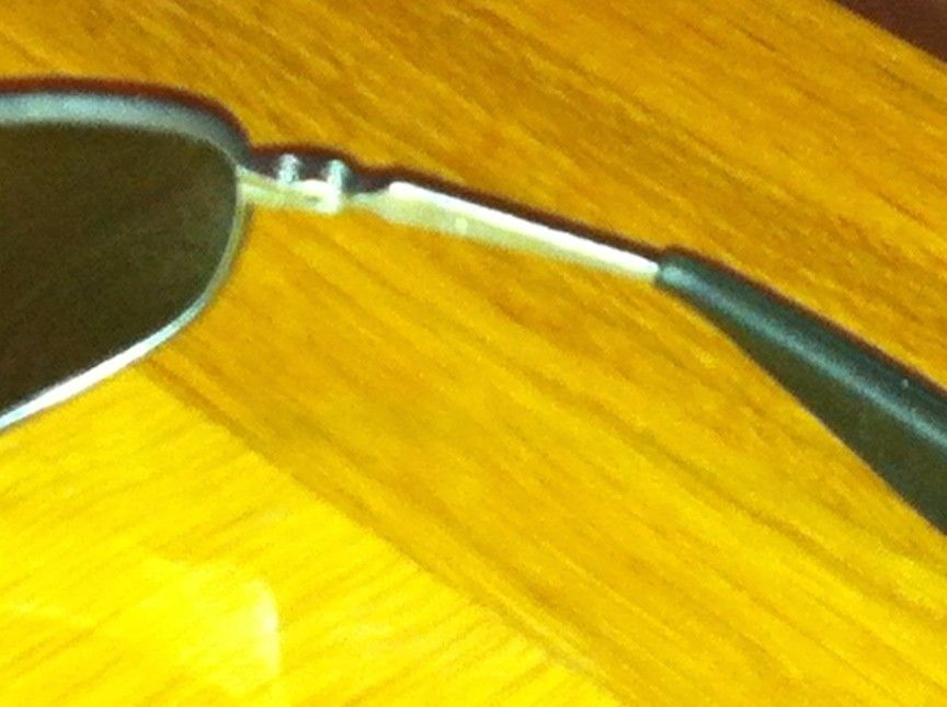 1st post: Are these Oakleys the real deal? - IMG_0472.JPG